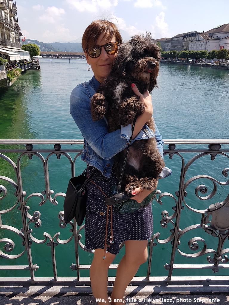 Mia à Lucerne