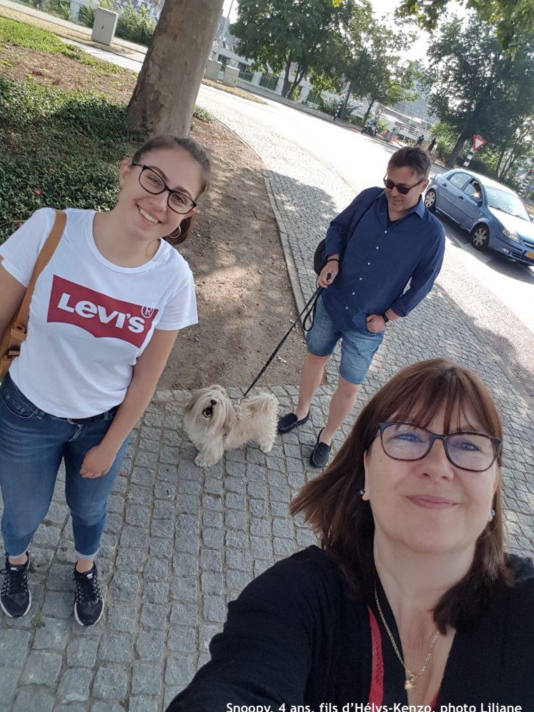 Les vacances de Snoopy